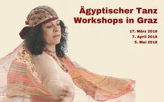 Ägyptischer Tanz für Frauen - Abendkurse in Graz