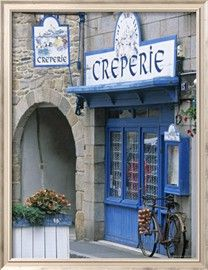 Roscoff, Finistere Region, Brittany, France .