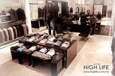 Elementos reunidos para colmar de distinción.  Localiza tu boutique: www.highlife.com.mx