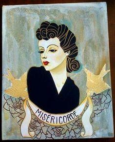 Misericorde: Edith Piaf, via Flickr.