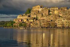 GOLD Anguillara Sabazia Lago di Bracciano #TuscanyAgriturismoGiratola
