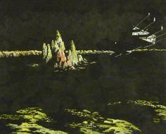 Ian S Bott - Artwork - Crater