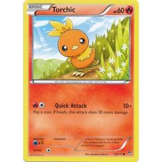 torchic furious fists pokemon card - Google Search