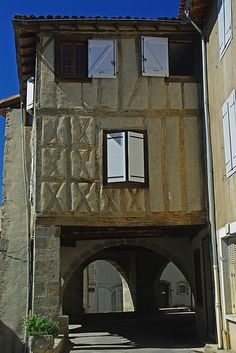 Saint Lizier ~ Ariège France, Country Charm, Europe, Tours, Rustic, Architecture, City, Wall Stud, Thermal Baths