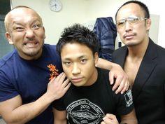 GAMMA, Hyou Watanabe & Punch Tominaga