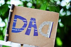 8 Father's Day Gifts Kids Can Make! | eBay