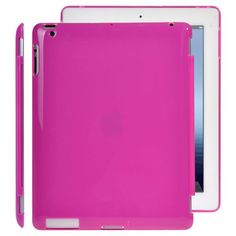 CandyColor Hard Shell (Hot Pink) The New iPad 3 / iPad 4 Cover