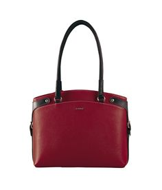 Red Black Handbags