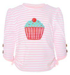 Sunuva Cupcake Rash Guard