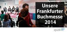 epubli blickt zurück auf 5 tolle Tage auf der Frankfurter Buchmesse 2014  #fbm14 #kodakmoments http://www.epubli.de/blog/unsere-frankfurter-buchmesse-2014