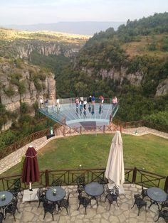 Safranbolu, Karabükで展望台