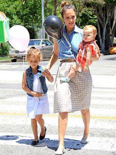ECO MOM: JESSICA ALBA photo | Jessica Alba