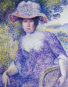 Henri Edmond Cross: Neoimpresionismo y Puntillismo