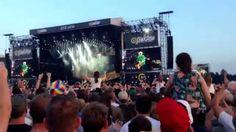 The Rolling Stones - Jumping Jack Flash @ Pinkpop Landgraaf 08.06.14