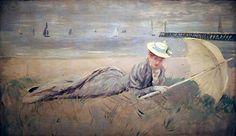 Родился Поль Сезар Эллё http://rupo.ru/m/2840/ #польэллё #художникифранции #импрессионизм