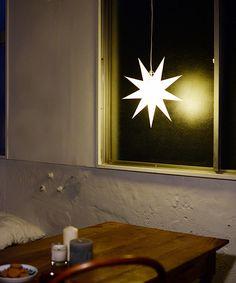 スターライツ/星のライト/Baby Suria(ホワイト) - 北欧、暮らしの道具店