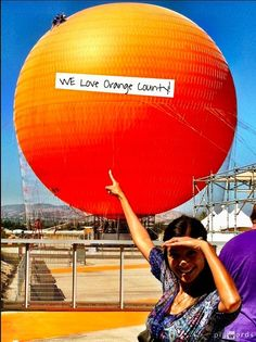 #WeLoveOrangeCounty!