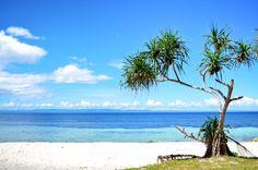 White Sand Beach in Camotes, Cebu