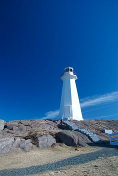 Cape Spear Lighthouse Newfoundland places +++For more… Scenic Photography, Night Photography, Landscape Photography, Candle On The Water, Newfoundland And Labrador, Newfoundland Canada, Places To Travel, Places To Visit, Lighthouse Art