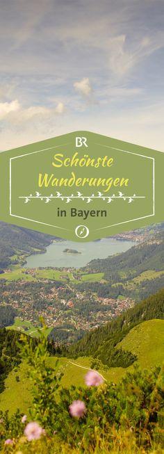 Wandern genießen in den Regionen Bayerns ist Thema der Magazinsendung von Zeit für Bayern im September: Ob auf dem Lamarücken oder den Sennalphang hinauf. Die Korrespondentinnen und Korrespondenten stellen die schönsten Tipps vor. #Berge #Wandern #Wanderung #Tipp #Ausflug