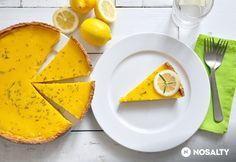 citromos rozmaringos pite