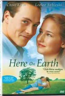 Such a really good movie. I fell in love instantly. It's not like the other cliches, yet at the same time it is. Here On Earth (2000)