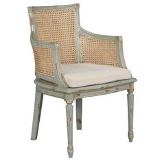 I pinned this Directoire Side Chair from the Greenwood Mills event at Joss and Main!