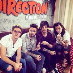 Win a meet and greet with one direction c pinterest niall horan m4hsunfo