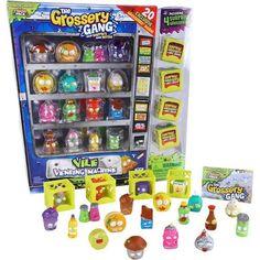 Moose Toys The Grossery Gang Vile Vending Machine
