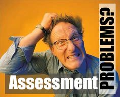 The principal calls you in for a meeting.  She pulls out your recent Common Assessment scores.  Everyone questions the quality of the test. You had no input on creating the test. Only 30% of your students met the standard.   She then pulls out your team scores and shows that two other teachers' are 3 points higher than yours. What in the world is wrong with this scenario? Read more here http://teamtomwaters.blogspot.com/2016/05/measuring-student-growth-vocabulary.html