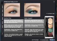 Maybelline Eyestudio Quad - Irresistibly Ivy reviews, photos ...