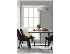 ABBYWOOD - Dining chair - Dark Grey