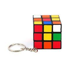 Rubik's Key Ring 3x3