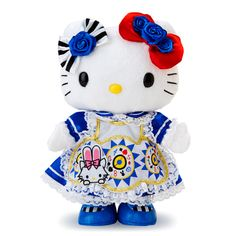 Hello Kitty 40th Anniversary items Alice Doll M Kitty Sanrio online shop - official mail order site