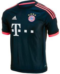 Bayern Munich Kids Third Jersey 2015 ¨C 2016  5353c1961c663