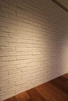 Living/Dining/リビングダイニング/壁/tile/wall/タイル/レンガ調タイル/リノベーション/リフォーム/Fieldgarage inc/フィールドガレージ