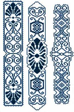 Blue Bookmarks