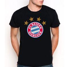 Fc Bayern Munchen Custom Tee T-Shirt