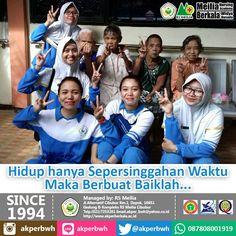 Yuk berkontribusi positif bagi sesama, hanya di AKPER BERKALA • • #akper #akademi #keperawatan #akperberkala #cibubur #depok #cileungsi #bekasi #bogor #tangerang #jakarta #indonesia #mahasiswa #kampus #kuliah
