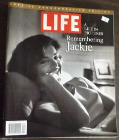 Special Commemorative Edition Jackie Kennedy Cover July 15, 1994 Life Magazine