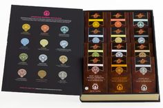 Hunger Games District Chocolate Bars