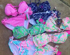 Mackenzie Kendall: Lilly swimsuit collection
