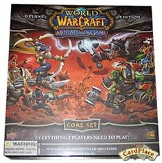 Стартер World Of Warcraft Miniatures Game Deluxe