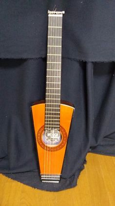 Picture of Make a travel practice guitar ver. 2.0 (with video)
