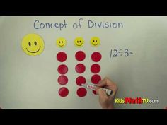 The concept of division simplified, math video tutorial. This video is an introduction to the basics of how to divide using illustrations. This video is for . Math Test Games, Free Math Games, Free Math Worksheets, Fun Math, Star Citizen, Video Game Logic, Homeschool Math, Homeschooling, Space Games