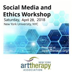 Spring 2018 Events | The Art Therapist's Guide to Social Media Art Base, Social Media Site, Art Therapy, Social Networks, University, Events, Learning, Spring, Reading