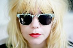 Fawn's Turquoise Faced Sunglasses by tumbleweedshandcraft on Etsy, $145.00