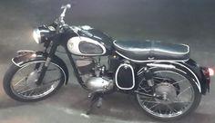 Moto DKW RT 150 1960