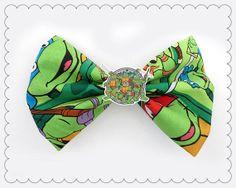 Teenage Mutant Ninja Turtle Bow!!!