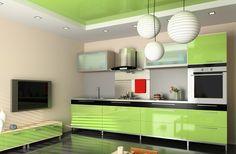 Kitchens Aluminium 2014 Ballot green magnificence